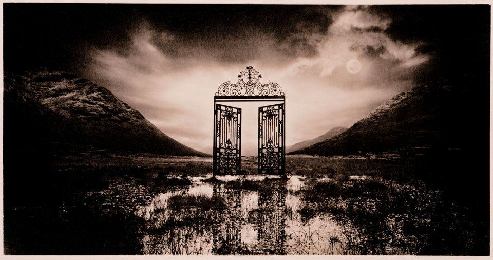 Clan Campbell gates